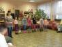 Návšteva ŠKD v Domove dôchodcov - 17.12.2014