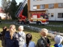 Návšteva u hasičov 2B - 16.10.2019