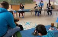 """Koncom mesiaca marec zorganizovali žiaci 9.B triedy pre žiakov 2.stupňa akciu pri príležitosti Svetového dňa vody. Celá akcia bola """"ladená"""" […]"""
