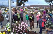 Dňa 2. novembra sme so žiakmi ŠKD navštívili cintorín, kde sme zapálili sviečky pri kríži a pomodlili sme sa, čím […]