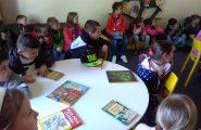 Marec patrí knihám, preto sme spoločne s deťmi zo všetkých oddelení ŠKD navštívili mestskú knižnicu v Poltári. V krásne prerobených […]