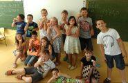 Žiaci 2. ročníka, ktorí sa pred nedávnom boli pozrieť v našej školskej Včelnici, dostali za odmenu med. Spoločne a veselo […]