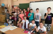 Žiaci 4.A triedy spolu so svojou pani učiteľkou Mgr. M. Véghovou sa zúčastnili exkurzie v školskej Včelnici, a preto za […]