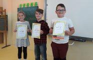 Dňa 16. októbra 2018 sa konalo školské kolo súťaže Timravina studnička, kategória 2.-4. ročník. Zúčastnilo sa 6 žiakov a umiestnenie […]