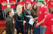 Dňa 23. novembra 2018 osem žiakov v dvoch tímoch z našej školy súťažilo v medzinárodnej matematicko-fyzikálnej súťaži Náboj Junior. Z […]