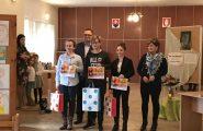 """V mesiaci november sme sa zapojili do dvoch výtvarných súťaží: """"Kosturov výtvarný Poltár"""" a """"Ochranárik čísla tiesňového volania 112 a […]"""