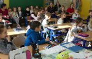 V utorok po jarných prázdninách našu školu navštívili milí a zvedaví predškoláci z obidvoch materských škôl v Poltári. Prišli, aby […]
