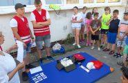 Dňa 21. júna 2019 sa žiaci 1. a 2. stupňa našej školy zúčastnili účelového cvičenia a didaktických hier. Počas tejto […]