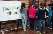 """21. novembra sa naši štvrtáci a piataci zúčastnili akcie """"S kamarátkou Energiou pre deti a mládež"""", v rámci projektu organizovaného […]"""